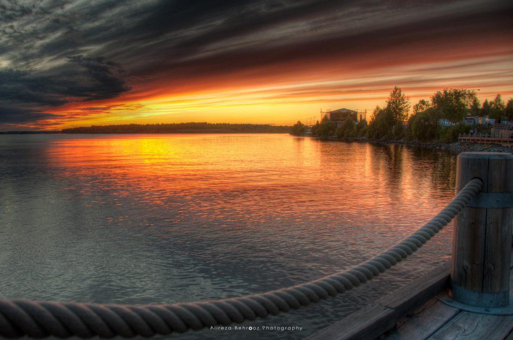 Luleå Sunset