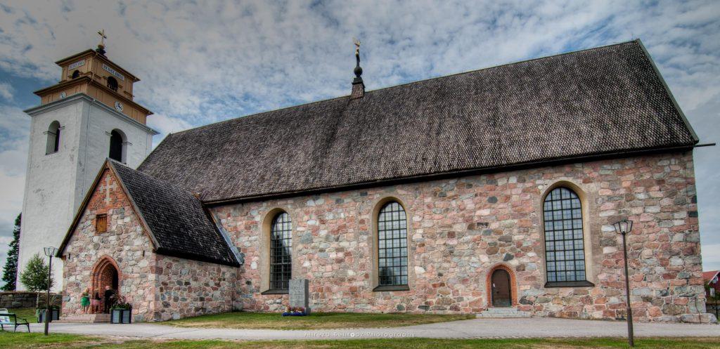 Luleå old town