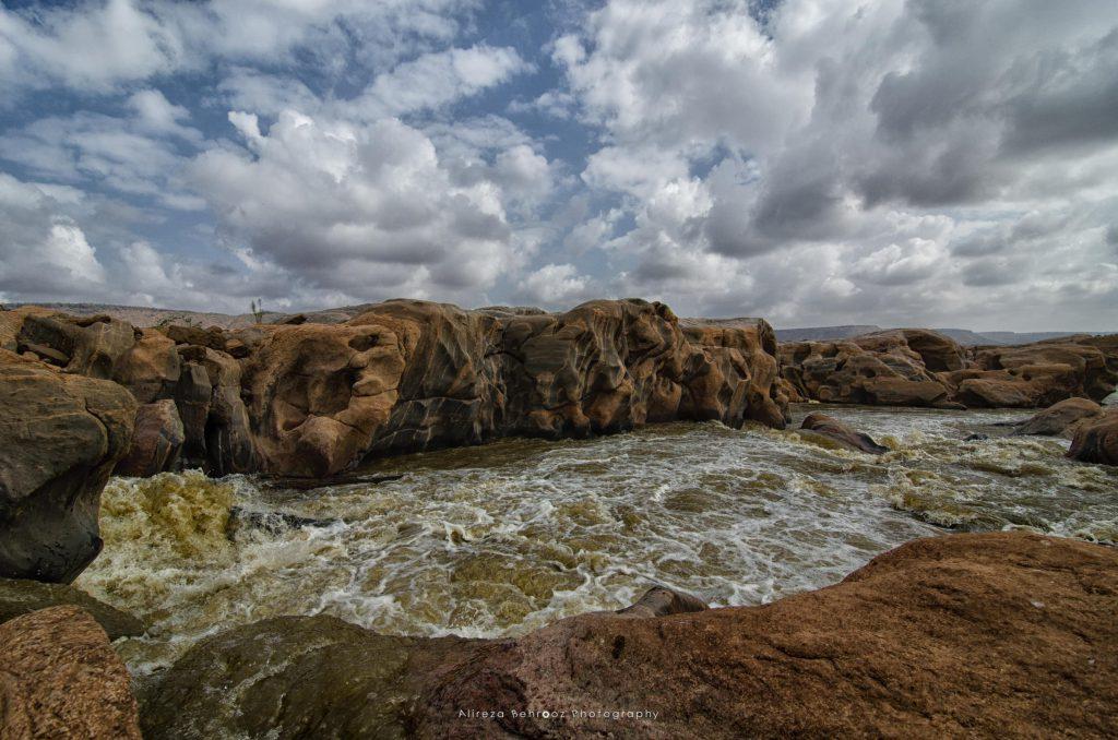 Lugard's Falls III