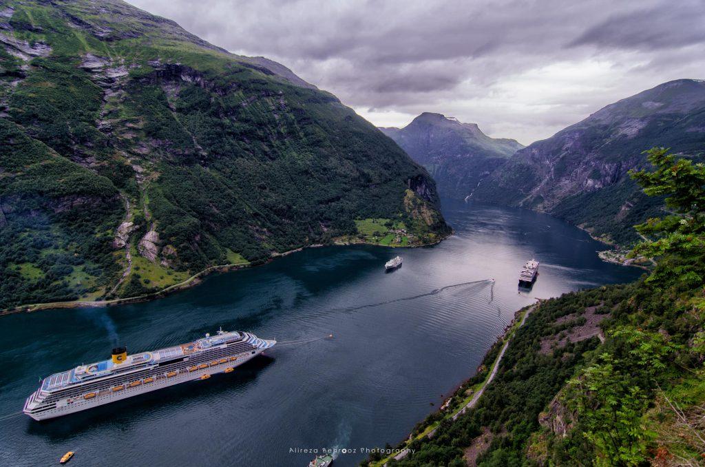 Geirangerfjord III