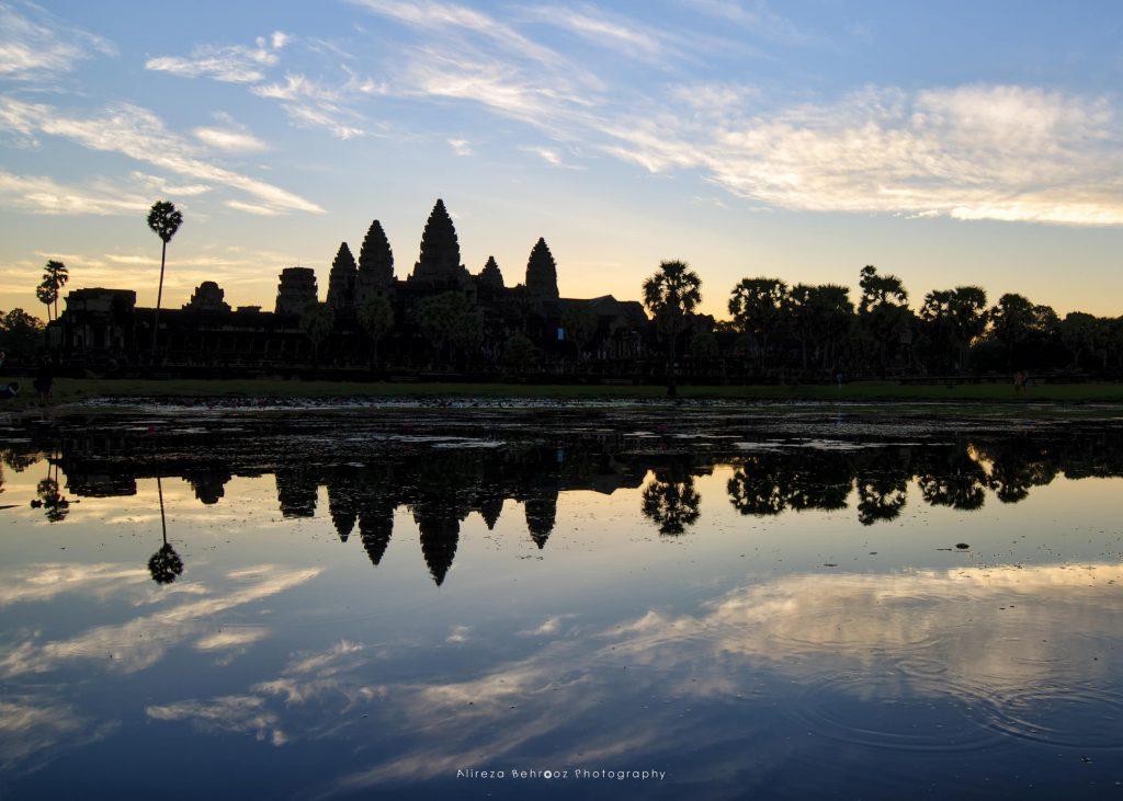 Angkor Wat Sunrise II