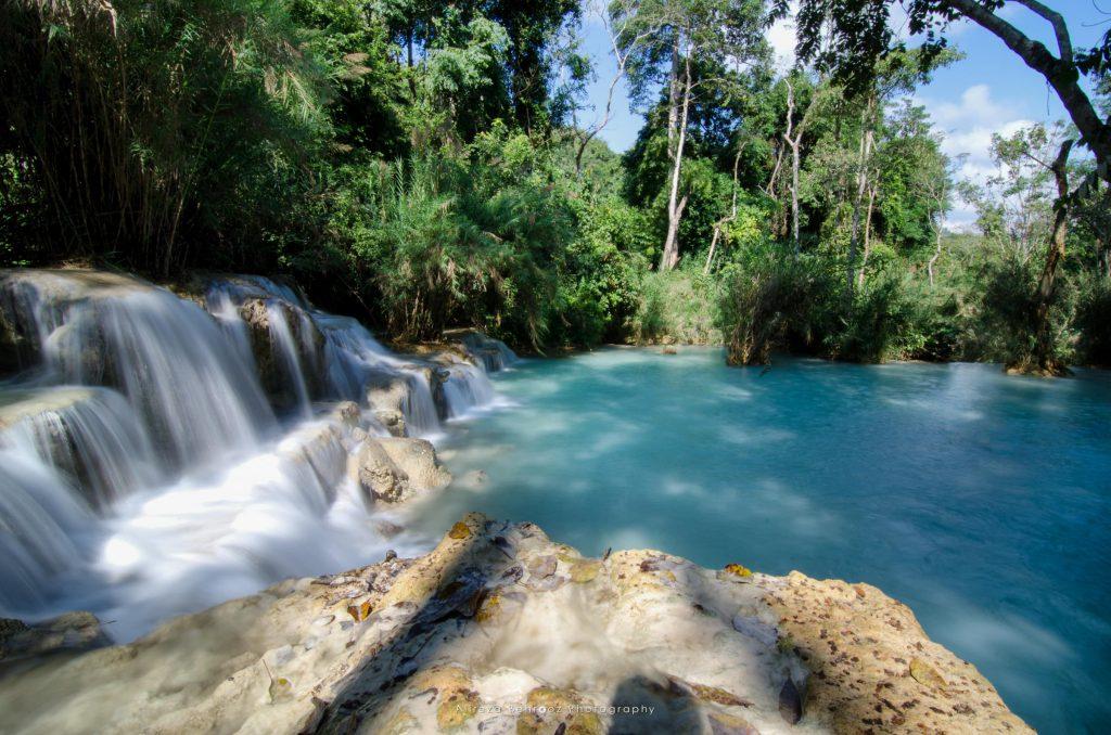 Natural swiming pool