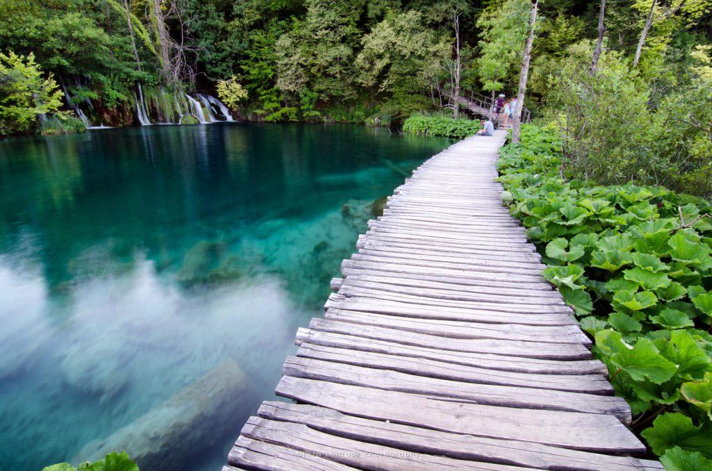 Gradinsko jezero, Plitvice Lakes, Croatia