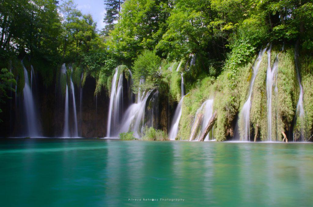 Galovac waterfall, Plitvice Lakes National Park, Croatia