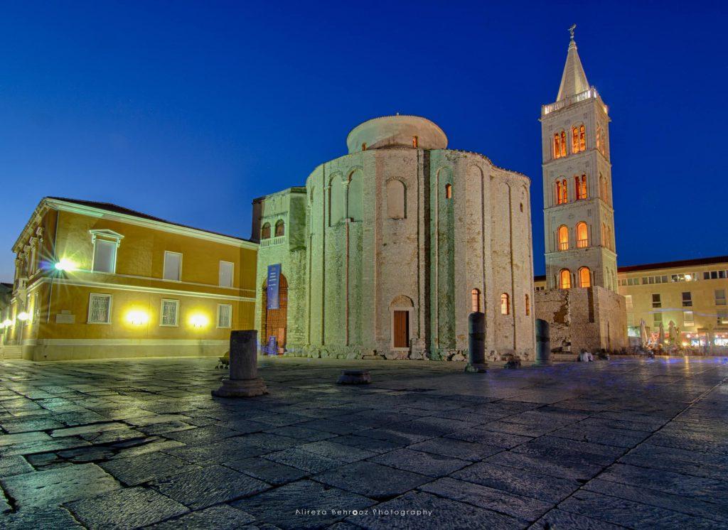 St Donat's Church, Zadar, Croatia
